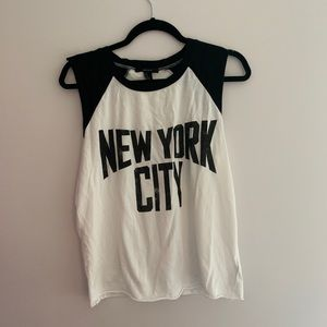 Forever 21 NYC Tank